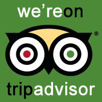 We're on Tripadvisor